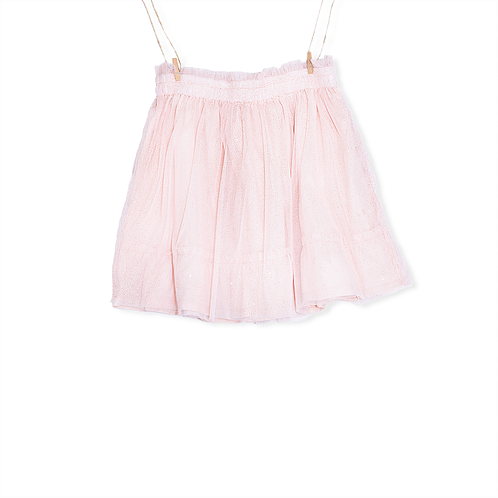 Pink Swan skirt front - Mary Tale