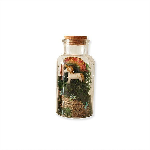 Magical Unicorn Jar - Mary Tale
