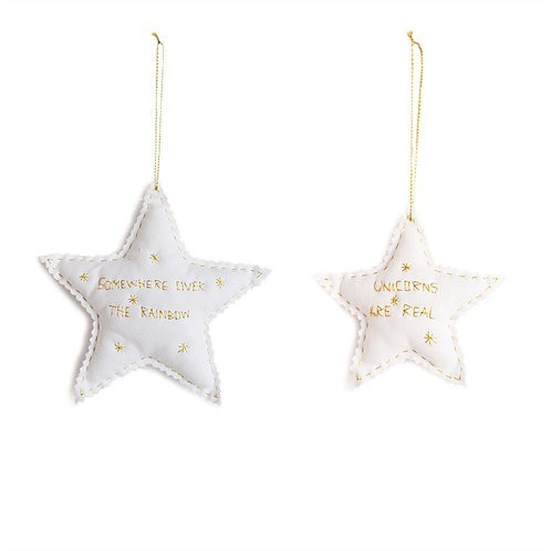 Estrelas Unicórnio Dourado