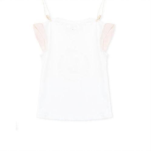 Camisola Fairy Branca - Composição
