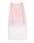 Salmon Swan Skirt full - Mary Tale