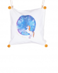 Unicorn square pillow - Mary Tale