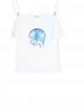T-Shirt Unicórnio Azul