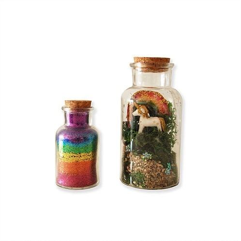 Magical Unicorn Jars - Mary Tale