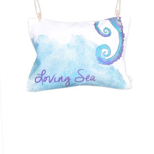 Sea Pillow - Loving Sea Collection - Mary Tale