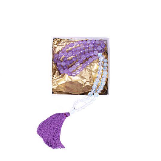 Mermaid Japamala 108 Contas