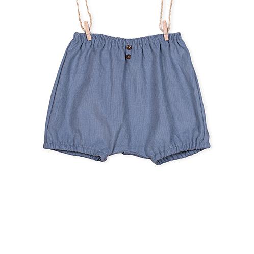 Blue Shorts Baby Boy
