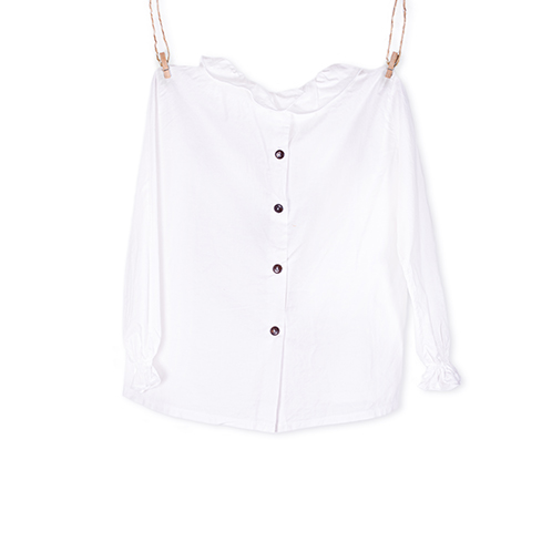 Guiding Star Blouse Back