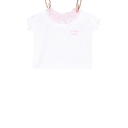 baby girl organic shirt